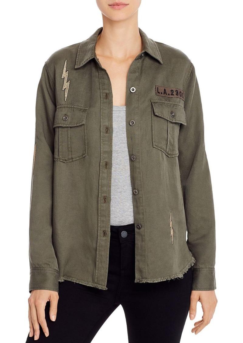 Rails Loren Lightning Military Jacket