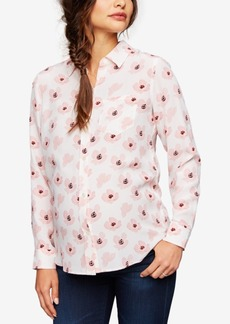 Rails Maternity Printed Blouse