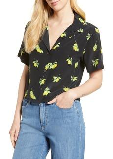 Rails Maui Silk Shirt