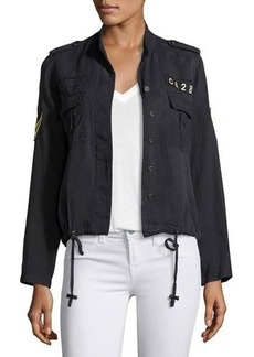 Rails Maverick Military-Style Jacket