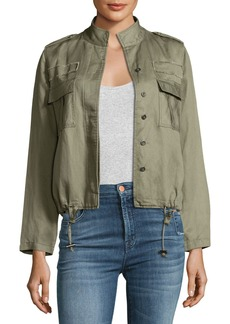 Rails Maverick Twill Military Jacket