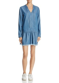 Rails Mel Chambray Shirt Dress
