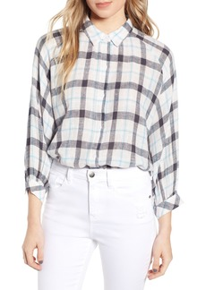 Rails Natalie Button Down Blouse