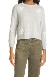 Rails Perci Palm Trees Crewneck Sweater