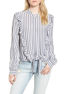 Rails Piper Ruffle Shirt