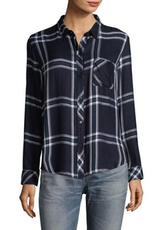 Rails Plaid Button-Down Shirt