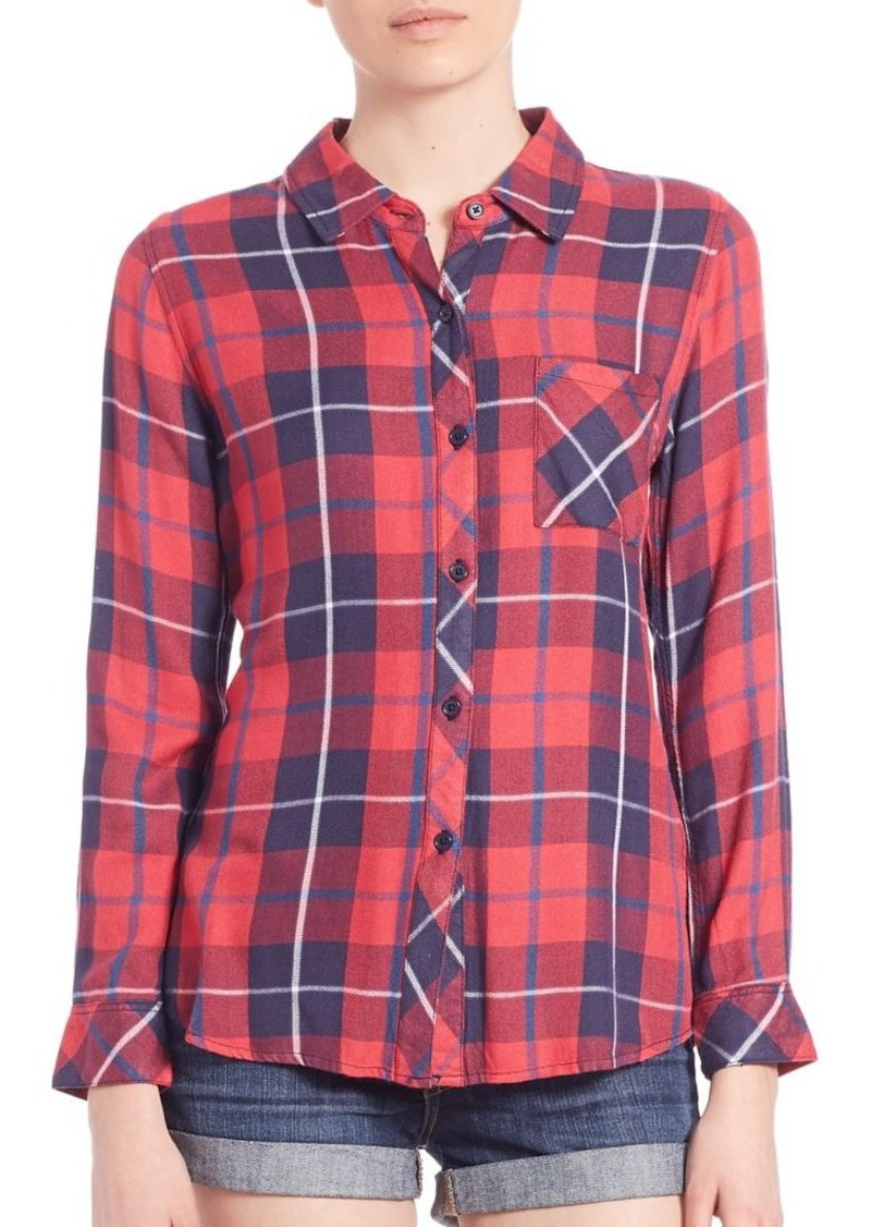 Rails Plaid Checked Shirt