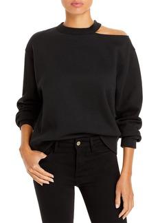 Rails Quincy Cold Shoulder Sweatshirt