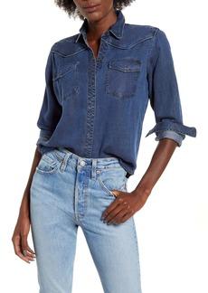 Rails Renee Western Style Tencel® Lyocell Shirt