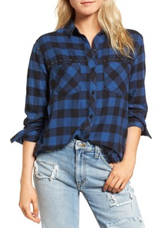 Rails Rex Studded Flannel Shirt