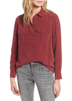Rails Rhett Silk Shirt