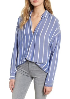 Rails Rosanna Textured Stripe Blouse