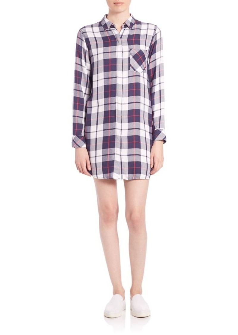 Rails Sawyer Plaid Dress