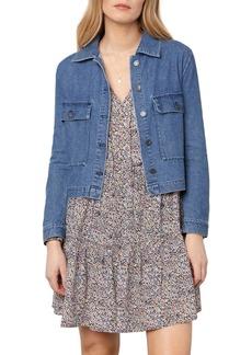 Rails Steffi Crop Shirt Jacket