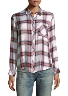 Rails Tartan Button-Down Shirt