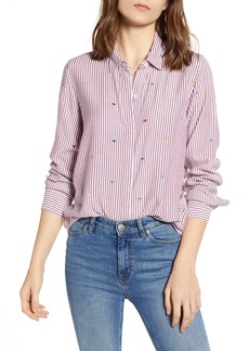 Rails Taylor Embroidered Shirt