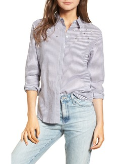 Rails Taylor Embellished Shirt