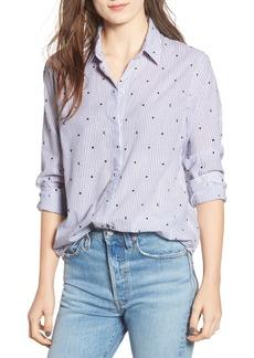 Rails Taylor Star Stripe Shirt