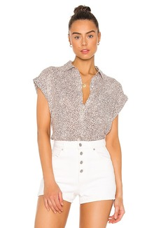 Rails Whitney Button Down Top