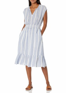 Rails Women's Ashlyn LEVANZO Stripe Long Dress