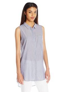 Rails Women's Layla Sleeveless Button Down Tunic Top