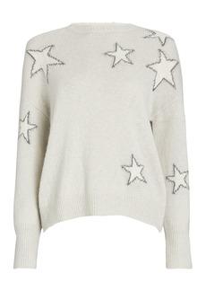 Rails Virgo Star Intarsia Sweater