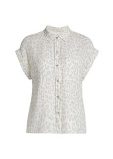 Rails Whitney Leopard Shirt