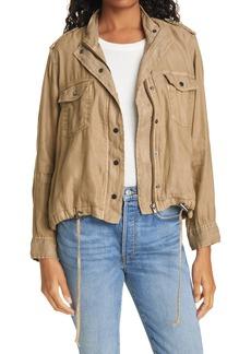 Women's Rails Collins Linen Blend Utility Jacket