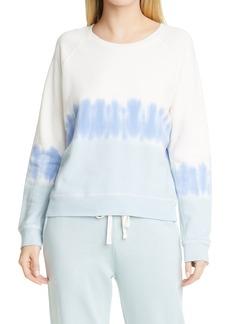 Women's Rails Theo Tie Dye Cotton & Modal Sweatshirt