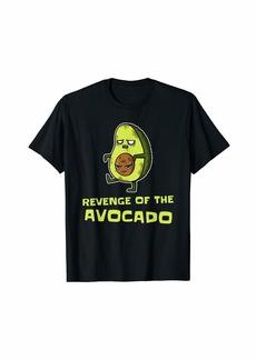 RAJ Funny Avocado Lover Halloween Gift Top For Women Men Avocado T-Shirt