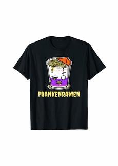 RAJ Funny Ramen Lover Halloween Gift For Men Women Boys & Girls T-Shirt