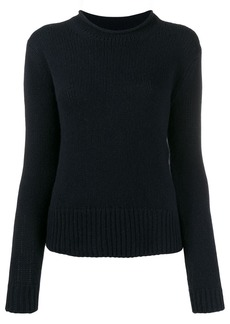 Ralph Lauren long-sleeve fitted sweater