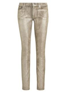 Ralph Lauren 160 Slim Shaved Velvet Jeans