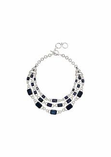 "Ralph Lauren 17"" Drama Collar Necklace"