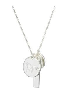 """Ralph Lauren 24"""" Horse Charm Pendant Necklace"""