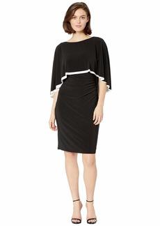 Ralph Lauren 3RA Matte Jersey Abriel Day Dress