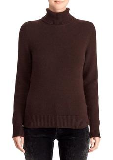 Ralph Lauren 50th Anniversary Cashmere Turtleneck Sweater