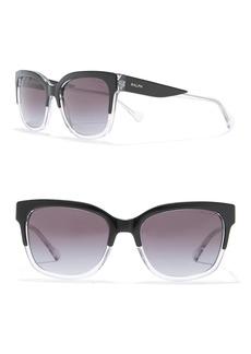Ralph Lauren 55mm Clubmaster Sunglasses