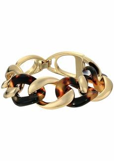 """Ralph Lauren 7.75"""" Link Flex Bracelet"""
