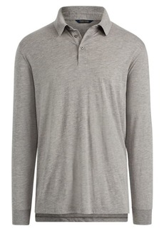 Ralph Lauren Active Fit Long-Sleeve Polo
