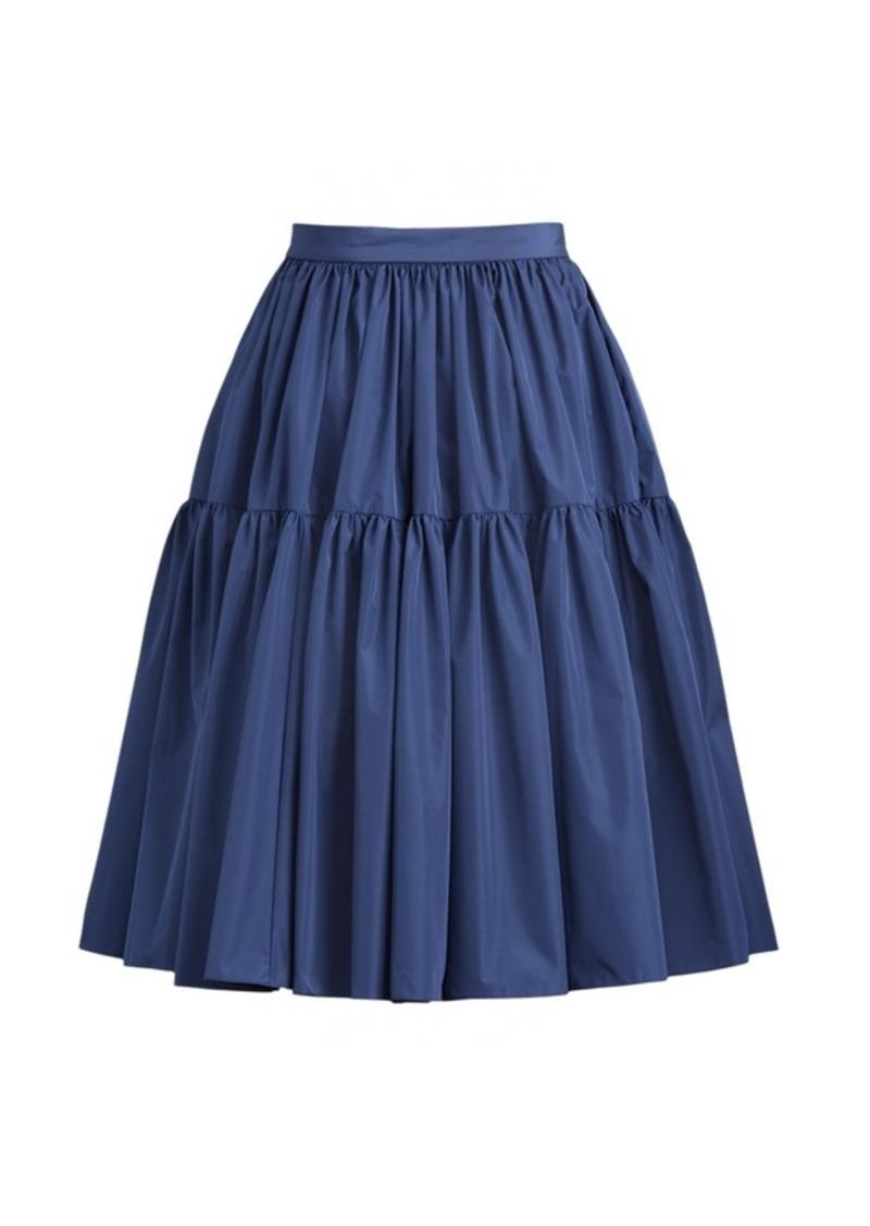 Ralph Lauren Addie Taffeta Skirt