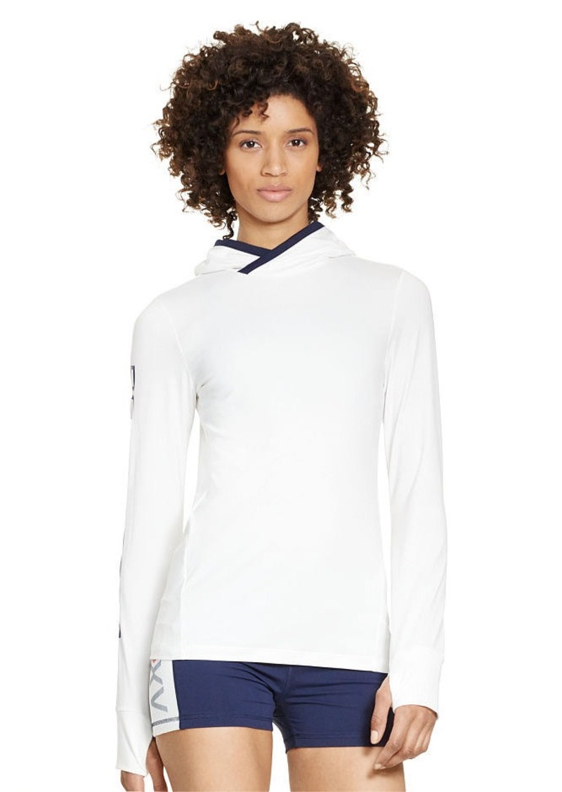Ralph Lauren Crossover Hooded Pullover