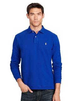 Ralph Lauren Custom Fit Long-Sleeve Polo