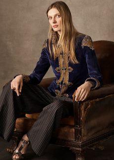 Ralph Lauren Agethe Wool Pant