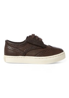 Ralph Lauren Alex Wingtip Oxford Sneaker