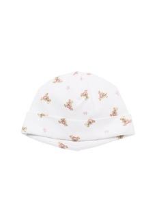 Ralph Lauren All Over Print Cotton Jersey Hat
