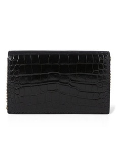 Ralph Lauren Alligator Chain Wallet