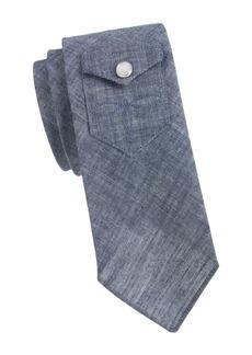 Ralph Lauren Americana Chambray Tie