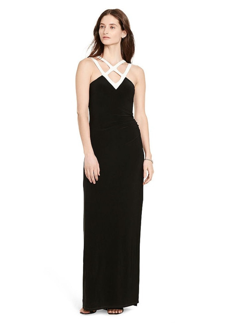 Ralph Lauren Amissa Sleeveless Dress