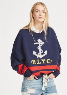 Ralph Lauren Anchor Fleece Pullover